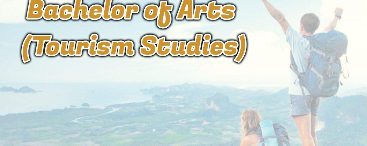 Bachelor of Arts (Tourism Studies)