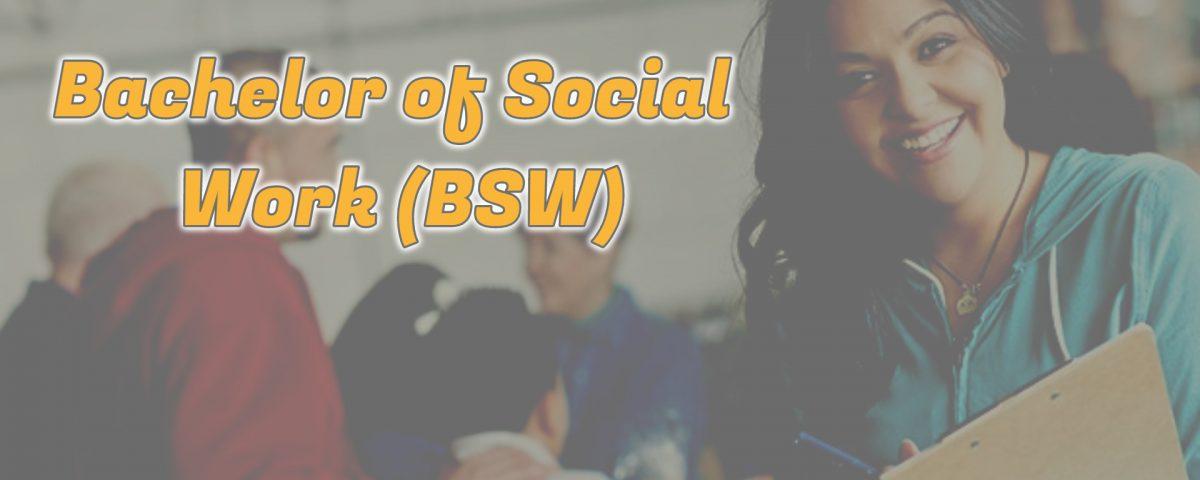 Ignou Bachelor of Social Work