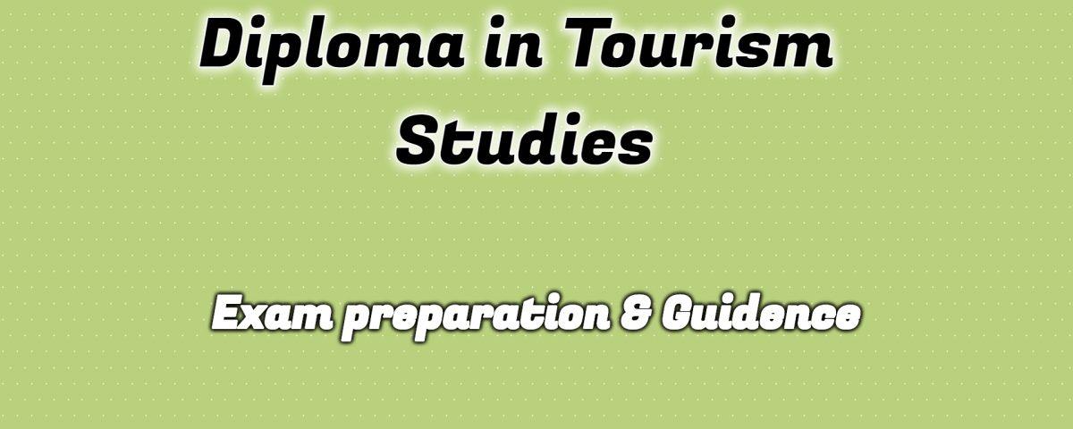Ignou Diploma in Tourism Studies
