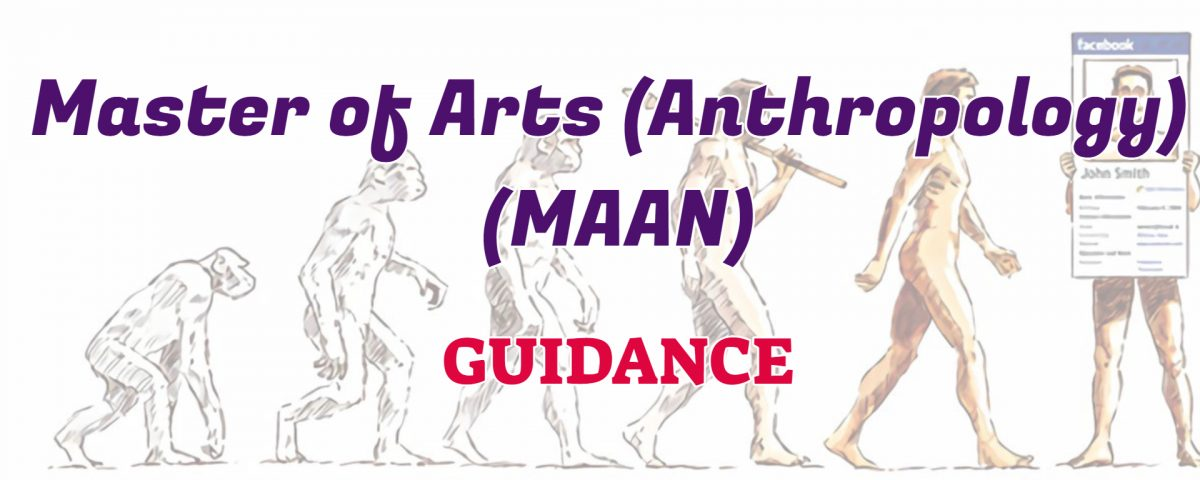 master of arts in anthropology ignou detail and guidance