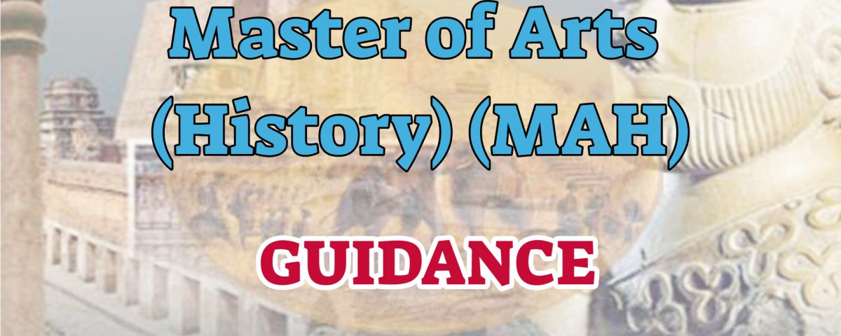 master of arts in history