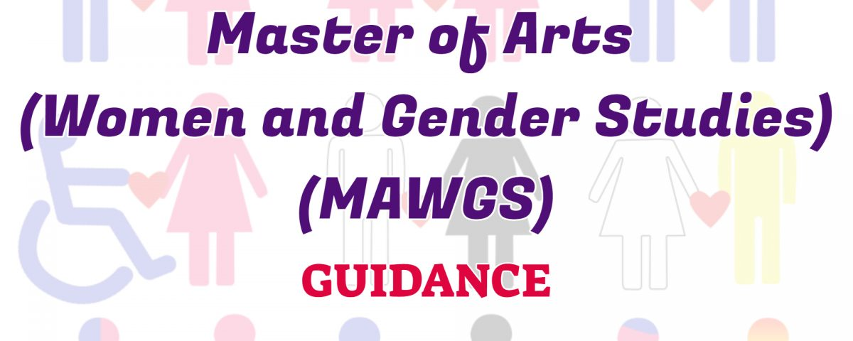 master of arts women and gender studies ignou guidance and detail