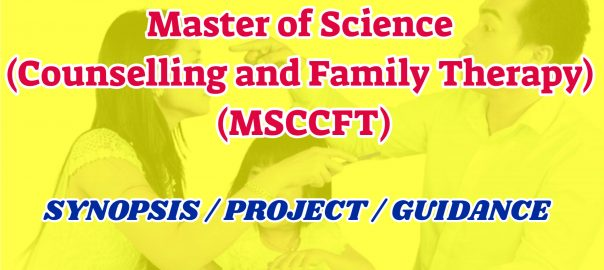 master of science counselling and familu therapy ignou guidance