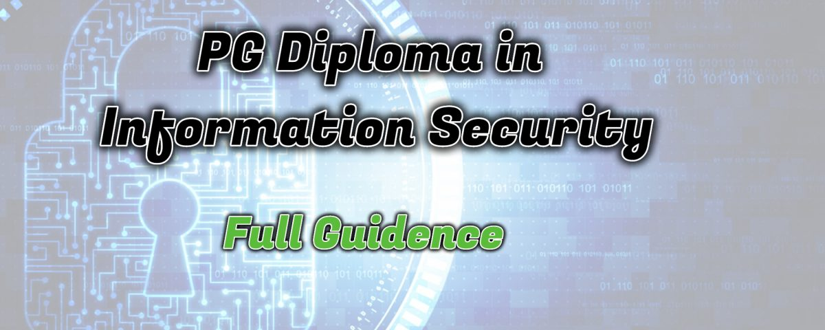Ignou PG Diploma in Information Security