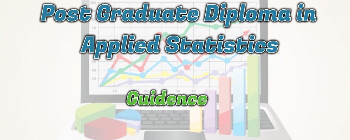 Ignou Post Graduate Diploma in Applied Statistics