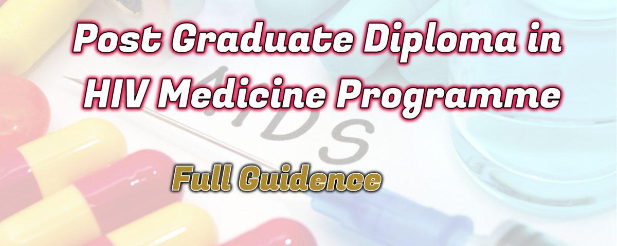 Ignou Post Graduate Diploma in HIV Medicine Programme