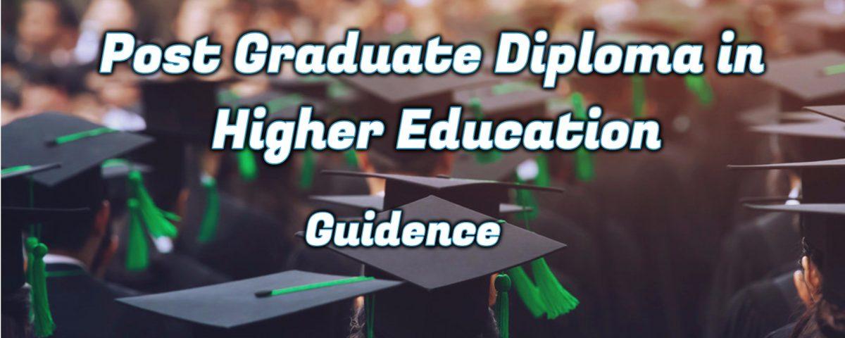 Ignou Post Graduate Diploma in Higher Education