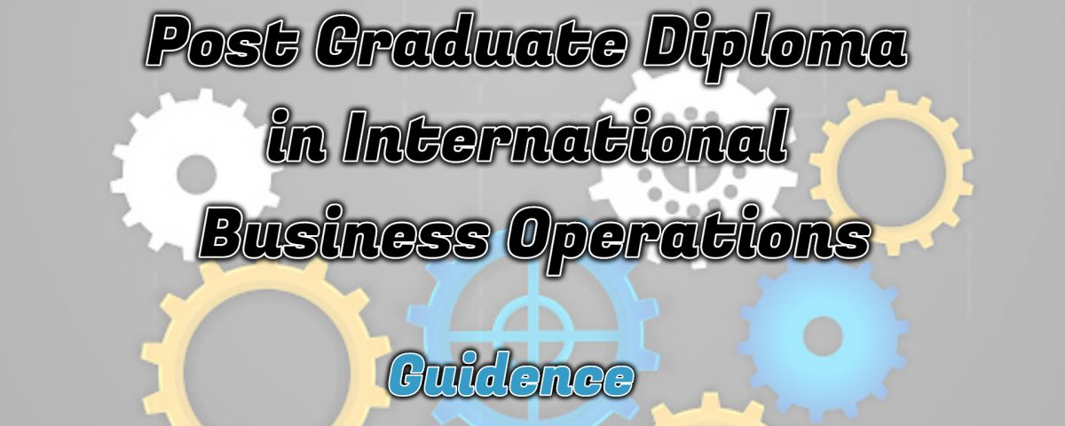 Ignou Post Graduate Diploma in International Business Operations