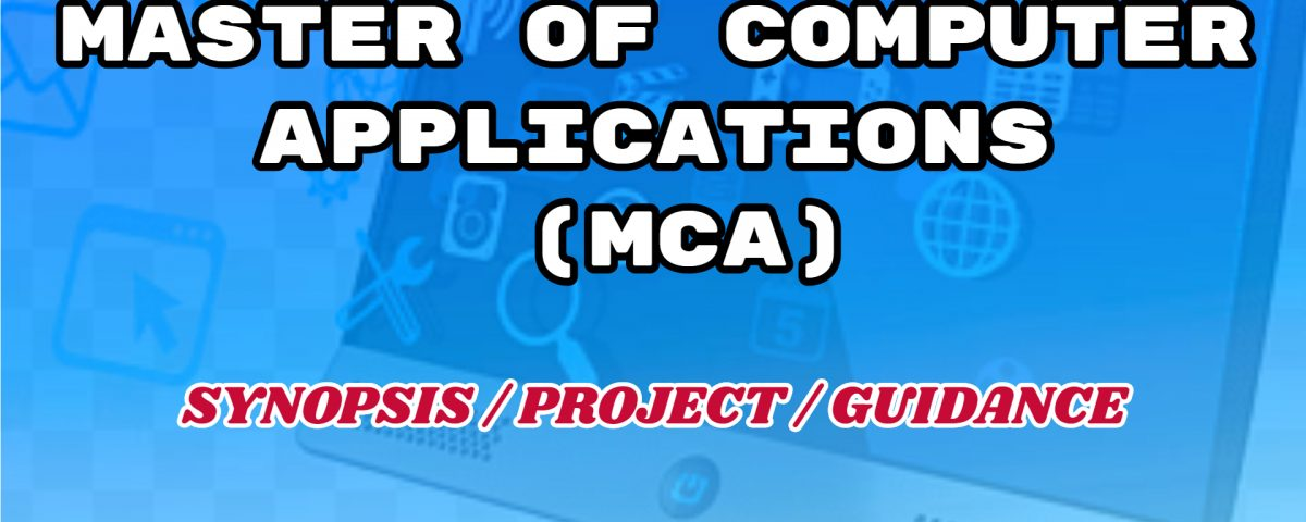 ignou mca project and synopsis guidance