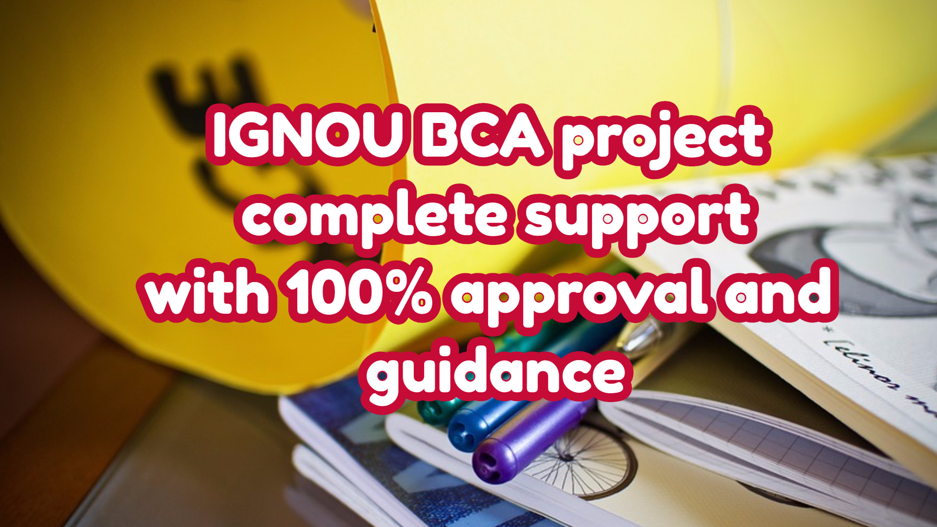 IGNOU BCA PROJECT SUPPORT-BCSP064