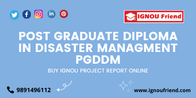IGNOU PGDDM PROJECT REPORT